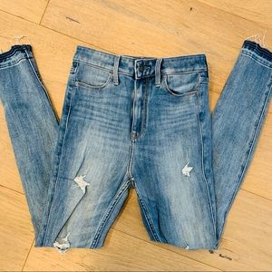 Hollister Ultra High Rise Extreme Skinny Jean